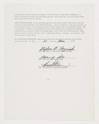 Apple founding contract image 001