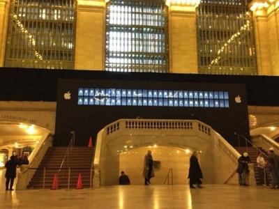 Apple store grand central dec 9